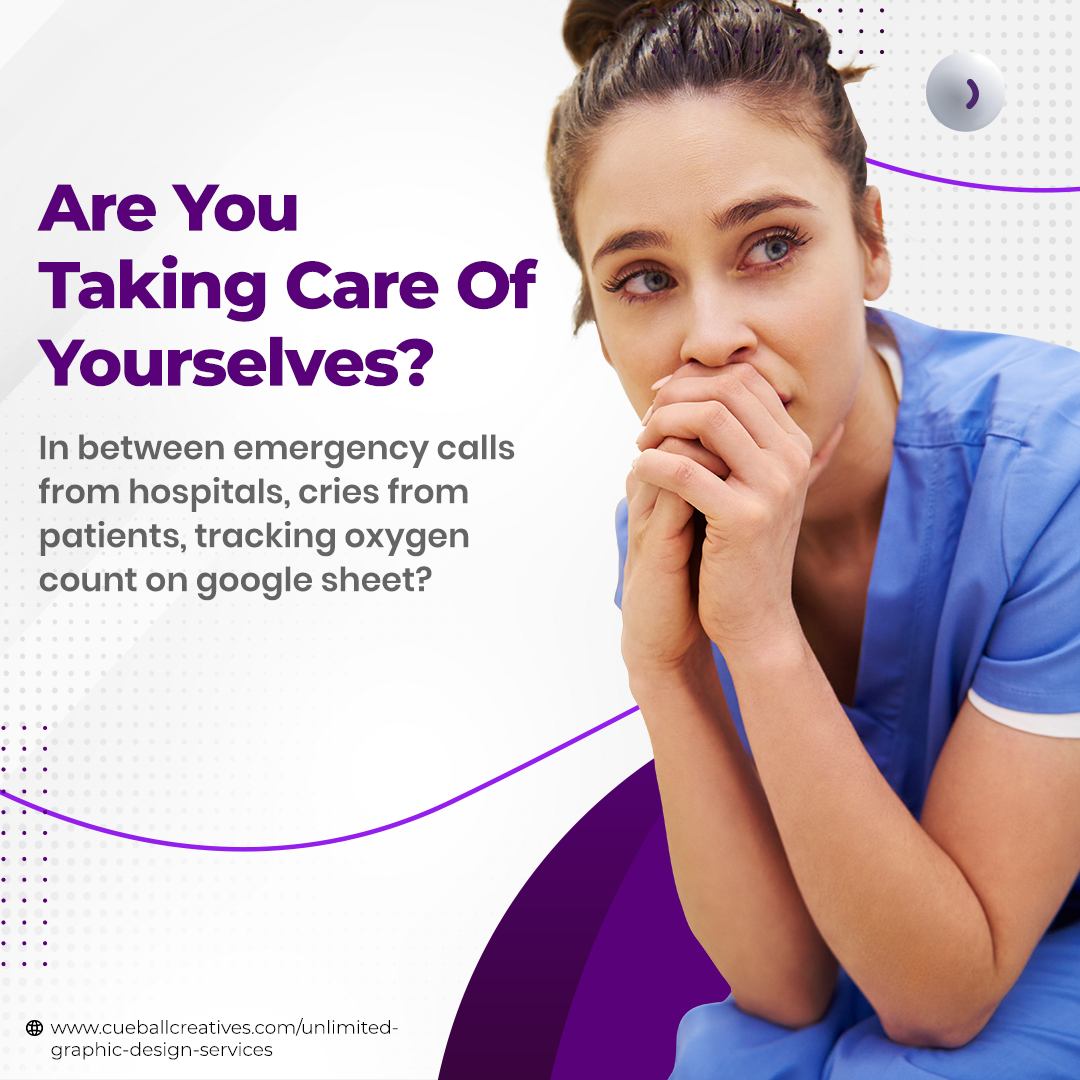 Dear Nurses, Are you taking care of yourselves?